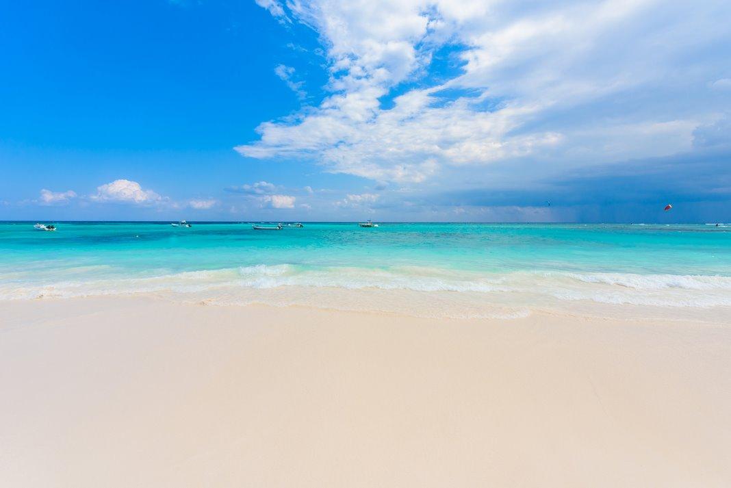 Playas sin sargazo en la Riviera Maya
