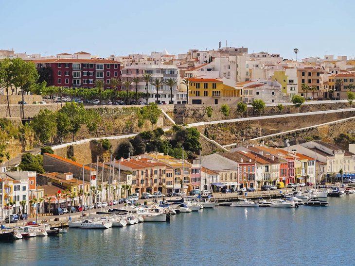 Alojamiento en Mahón, Menorca