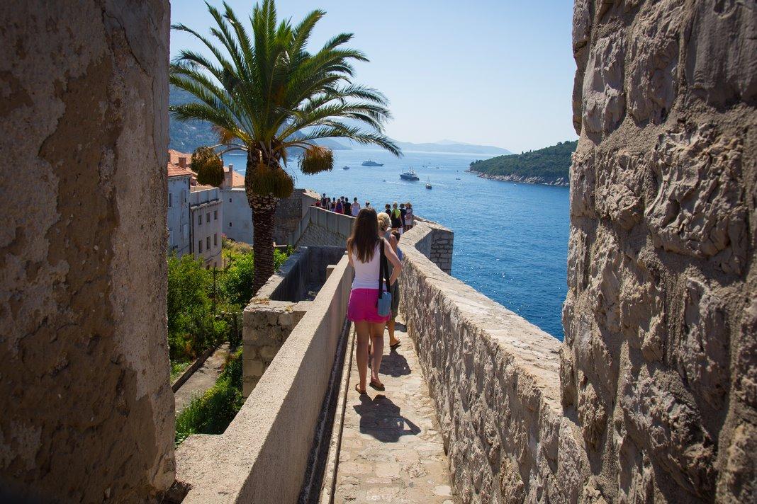Qué ver en Dubrovnik: las Murallas