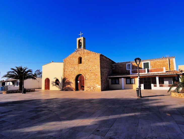 Alojarse en San Ferran de ses Roques,Formentera