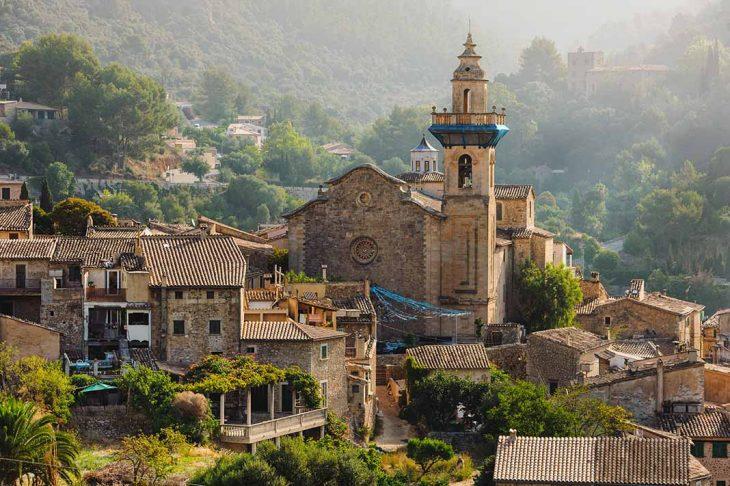 Visitar Valldemosa en Mallorca
