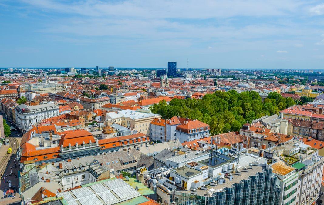 Las mejores zonas donde alojarse en Zagreb: Donji Grad