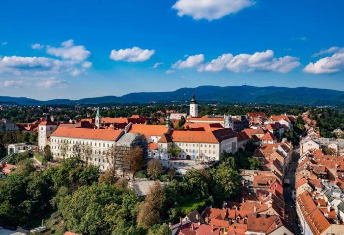 Dónde dormir en Zagreb: Gornji Grad