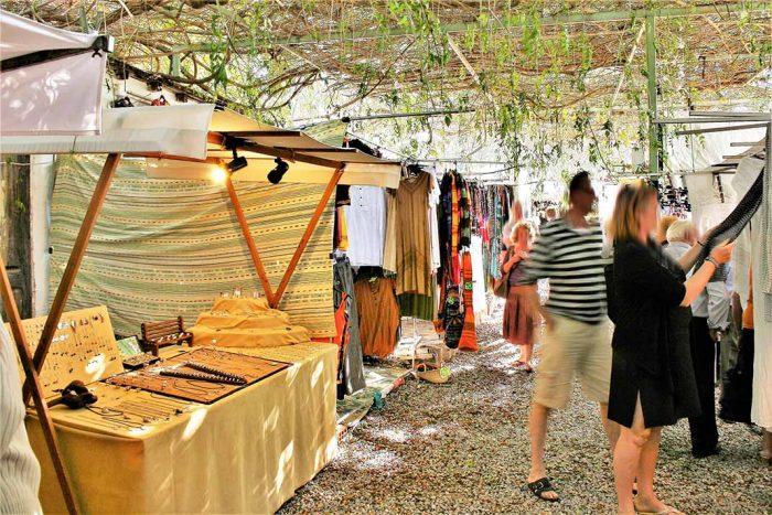 Mercadillo Hippie en Ibiza