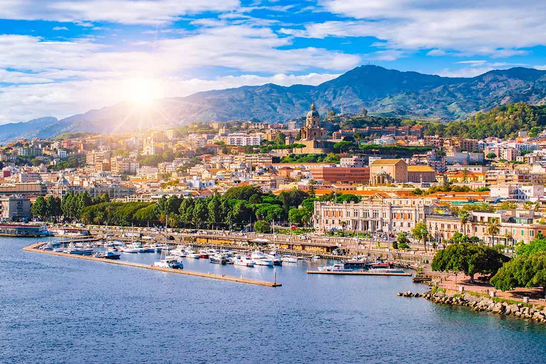 Dónde hospedarse en Messina, Sicilia
