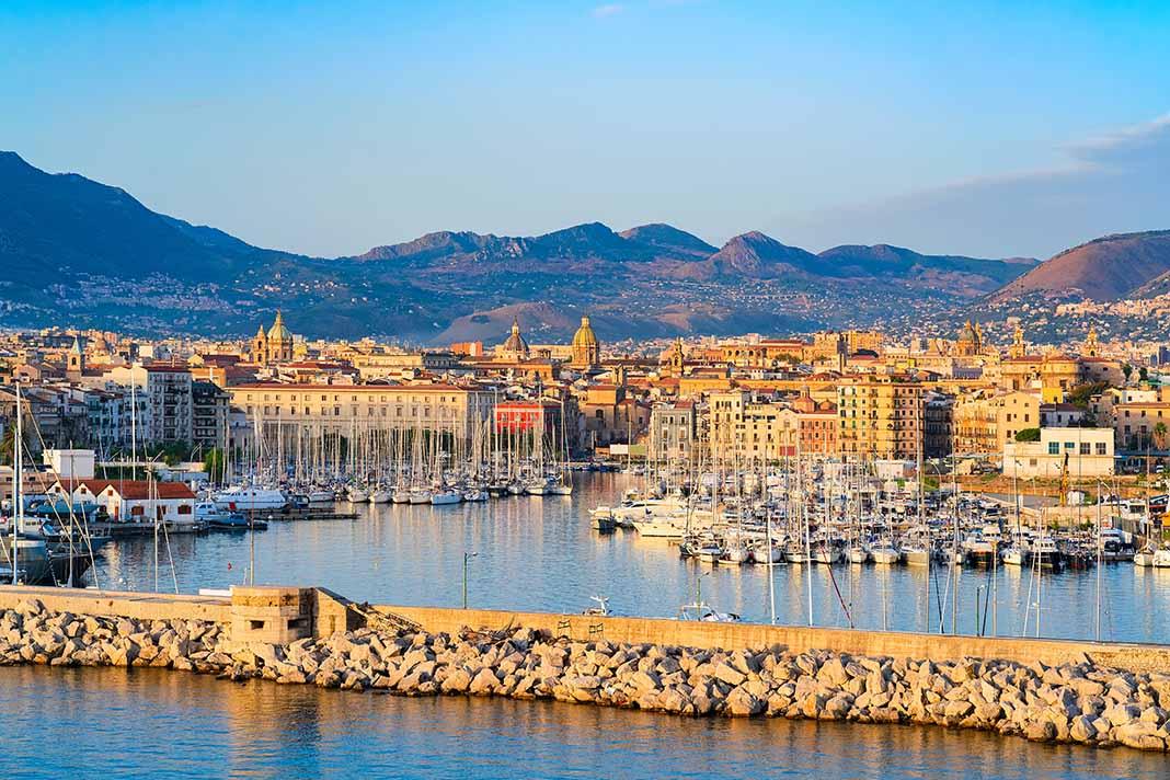 Las mejores zonas donde alojarse en Palermo, Sicilia