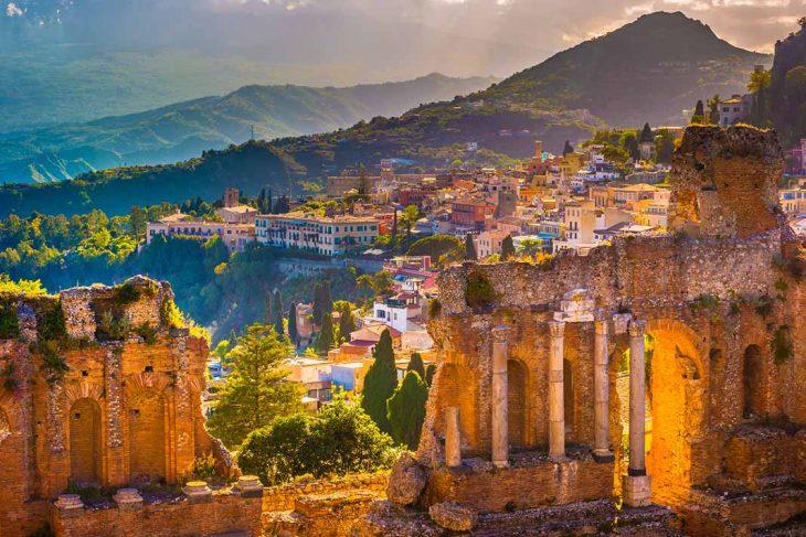 Encuentra alojamiento en Taormina, Sicilia