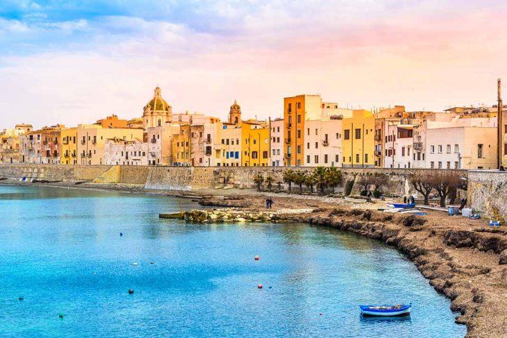 Buscar alojamiento en Trapani, Sicilia