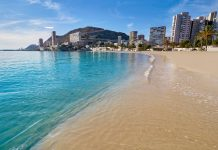 Alojamiento en Alicante: Albufereta