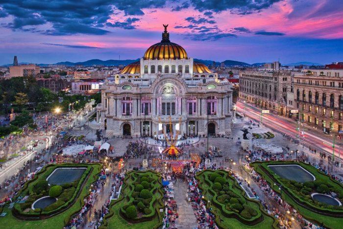 Dónde alojarse en Ciudad de México