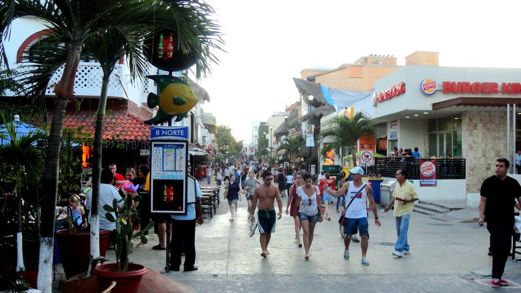 Dónde alojarse en Playa del Carmen: La Quinta Avenida