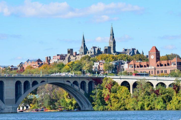 Dónde hospedarse en Washington D.C.: Georgetown