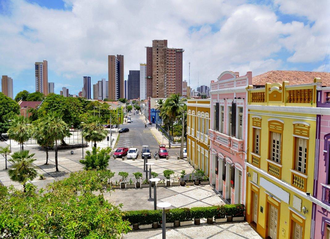 Dónde alojarse en Fortaleza: Centro