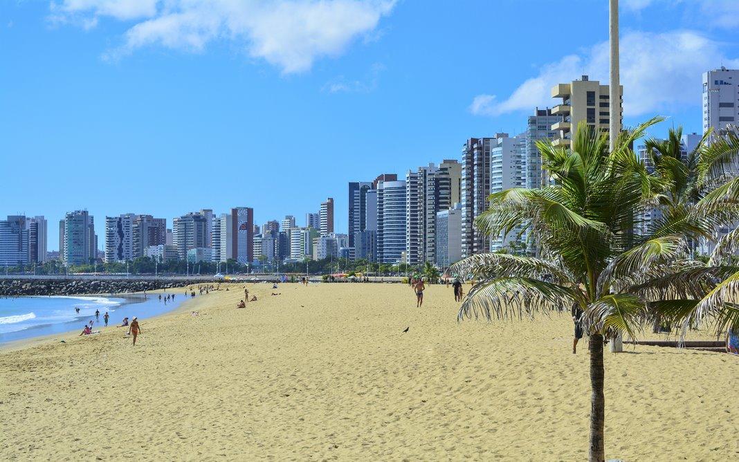 Dónde quedarse en Fortaleza: Praia de Iracema