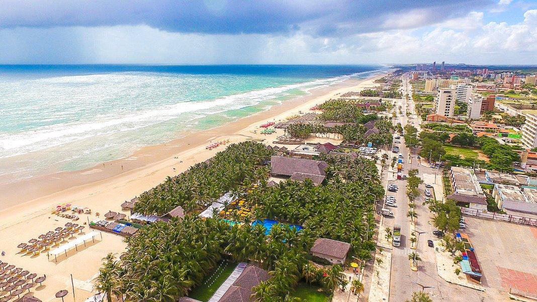 Dónde dormir en Fortaleza: Praia do Futuro