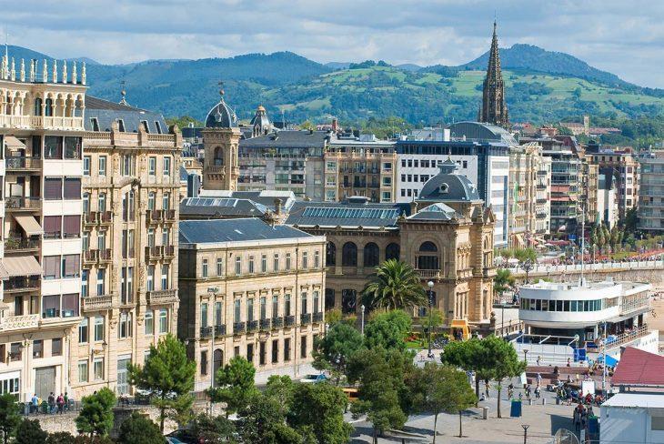 Centro, la mejor zona donde alojarse en San Sebastián