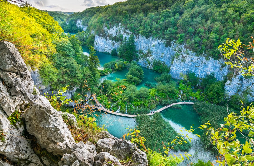 Excursión a Plitvice desde Split