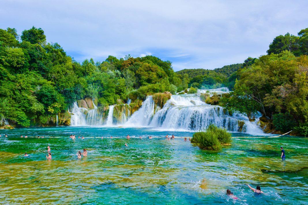 Qué hacer en Split: Excursión a las cataratas de Krka