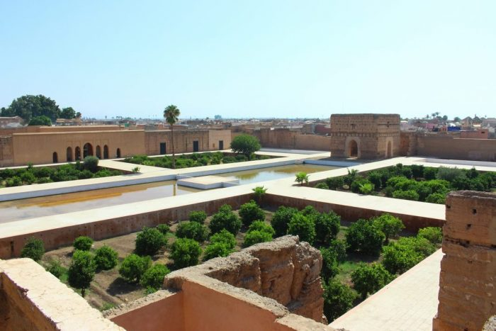 Alojarse en Marrakech: Agdal