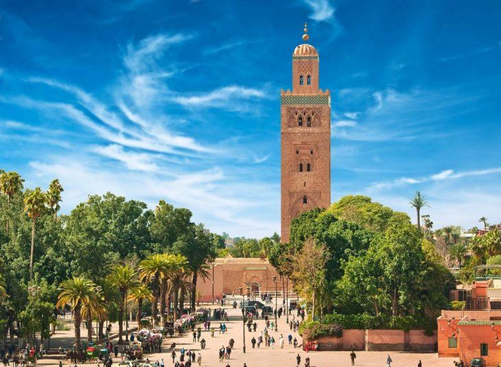 Dónde alojarse en Marrakech; Medina