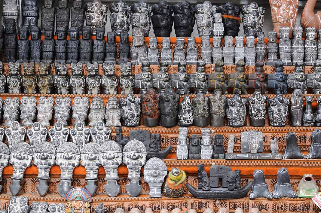 Visitar el Mercado de las Brujas de Bolivia en La Paz