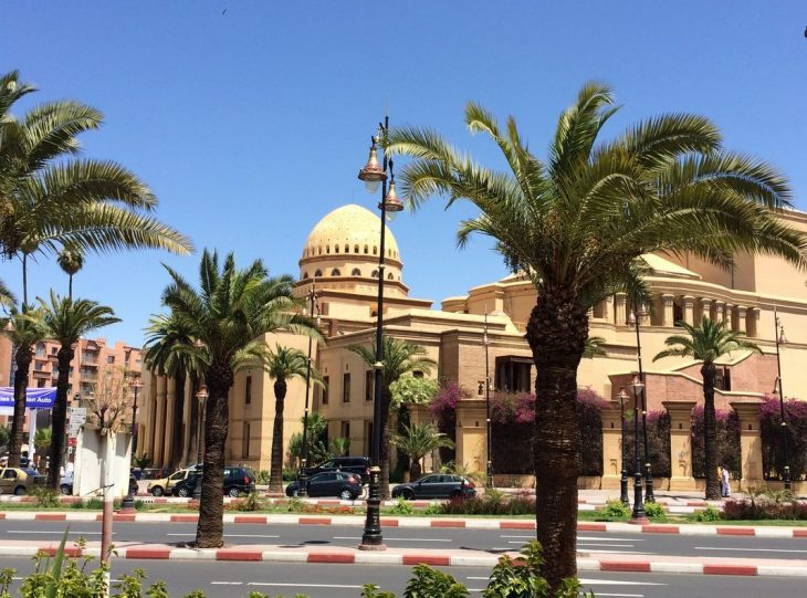 Dónde hospedarse en Marrakech: Hivernage