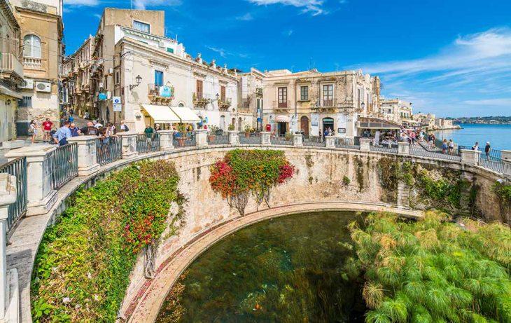 Dónde dormir en Siracusa. Sicilia