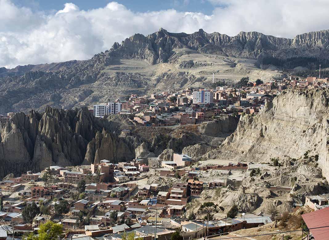 Conocer el Alto en La Paz. Bolivia