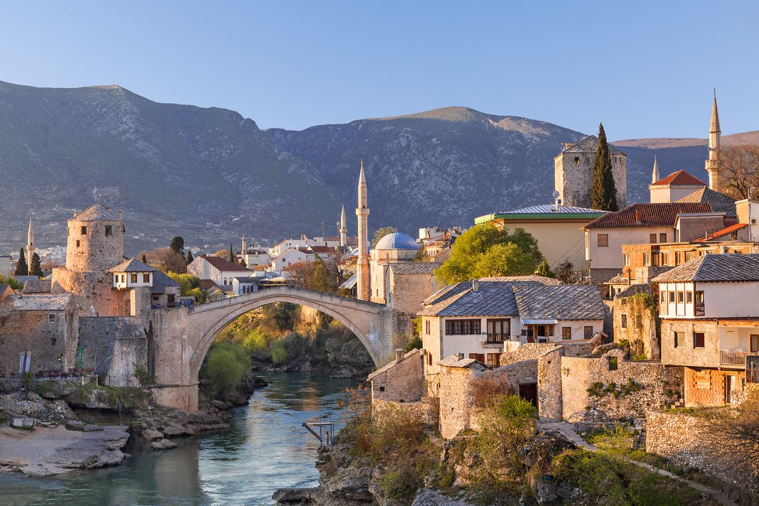 Excursión a Mostar