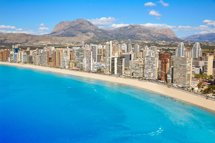 Dónde hospedarse en Benidorm: Playa de Levante