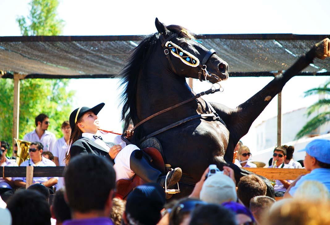 Fiestas que ver en Menorca