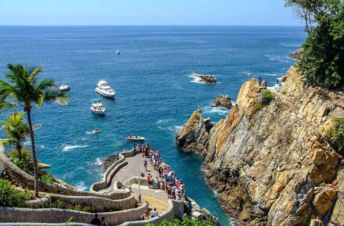 Qué ver en Acapulco, La Quebrada