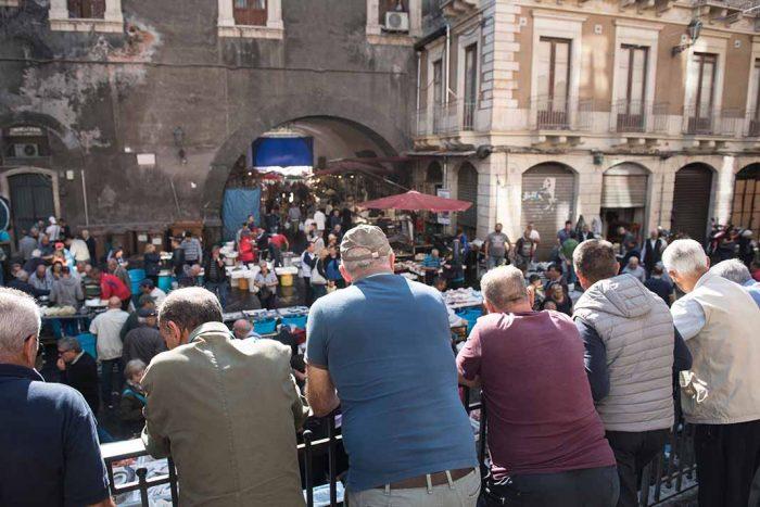 Conoce en Sicilia, el Mercado del Pescado de Catania
