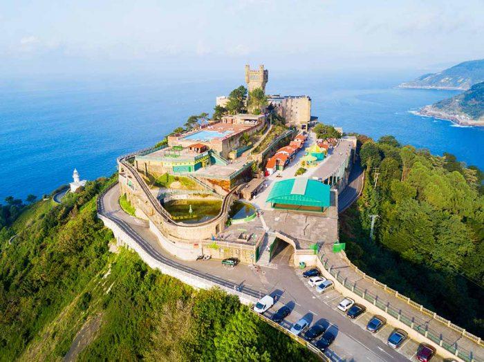 Visitar el Monte Igueldo de San Sebastián
