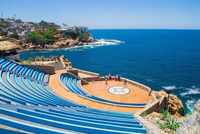 Ver y escuchar en Acapulco la Sinfonia del Mar