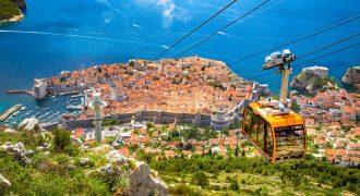 Teleférico de Dubrovnik