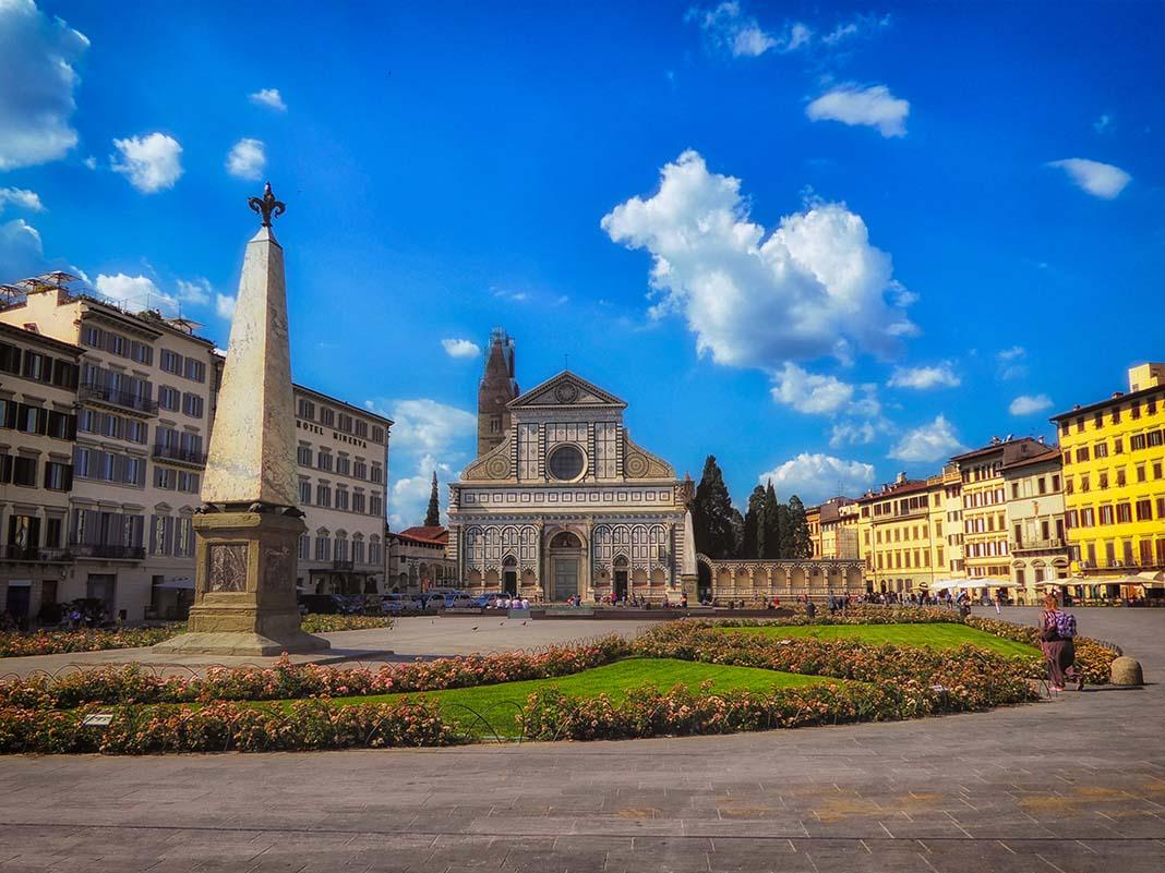 Dónde Hospedarse por la zona de Santa Maria Novella en Florencia