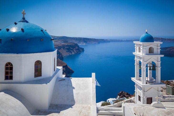 Alojarse en Santorini: Imerovigli