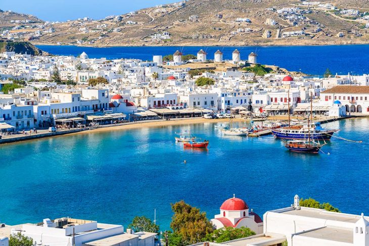 Dónde alojarse en Mykonos: las mejores zonas