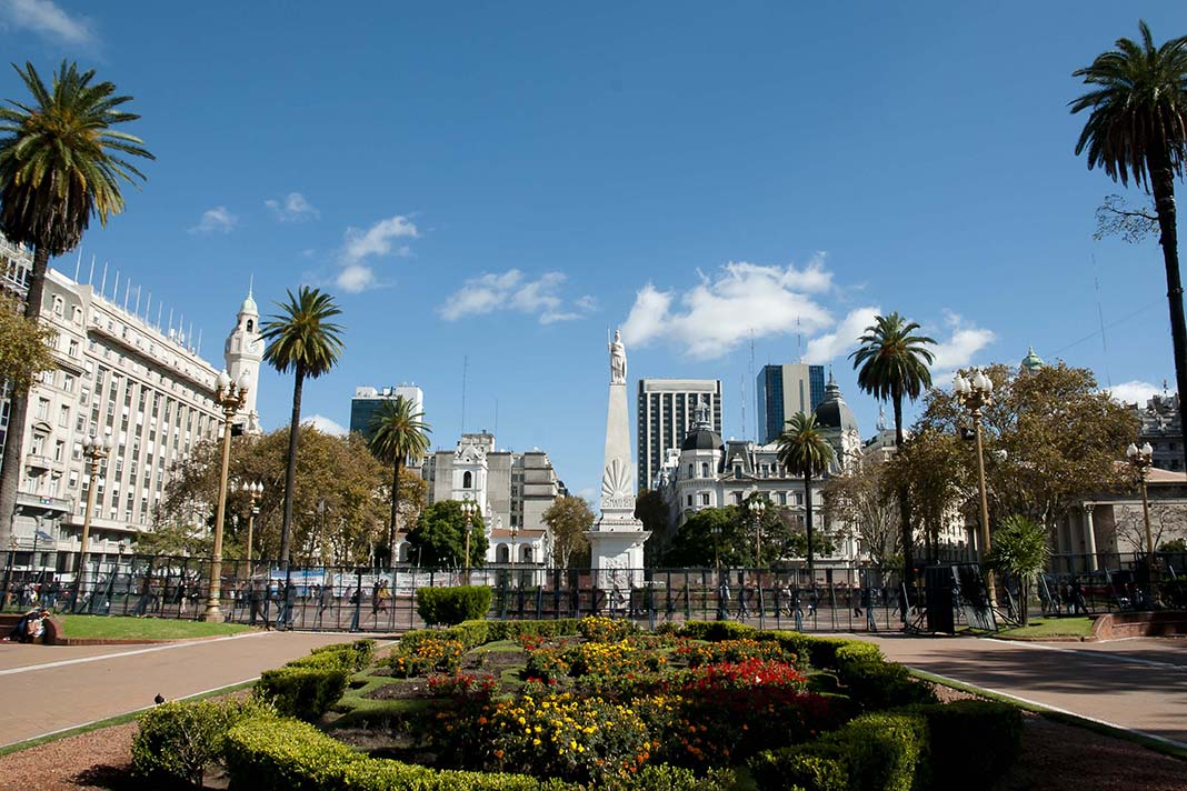 Alojarse en el Microcentro de Buenos Aires