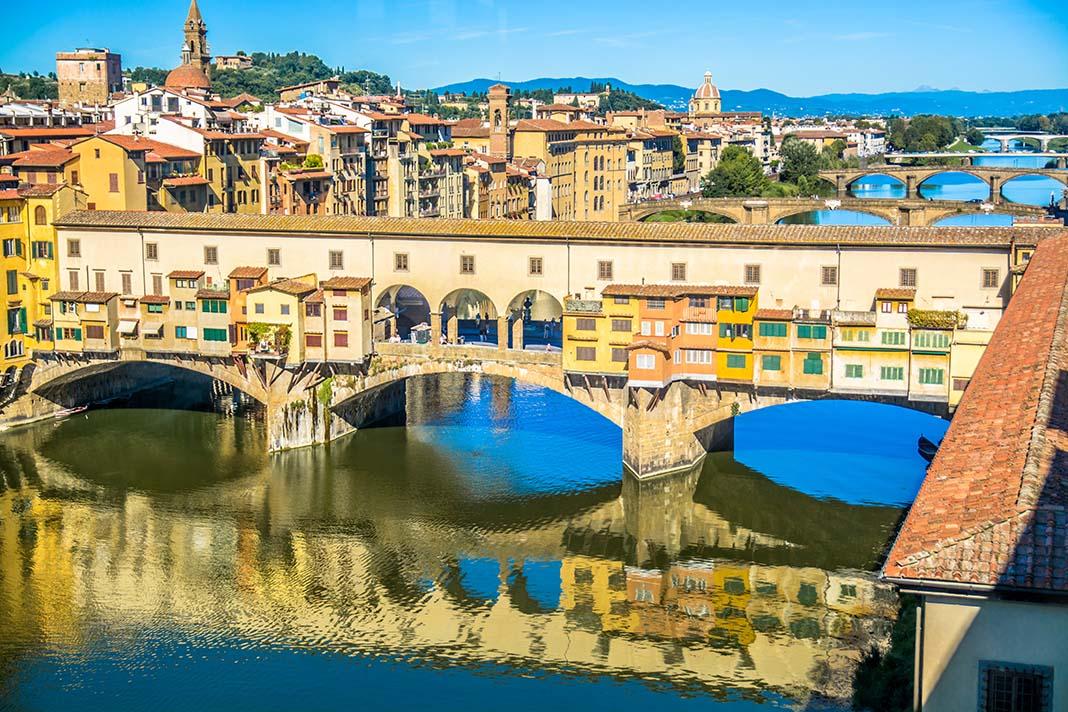 Las mejores zonas donde alojarse en Florencia