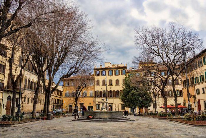 Dónde dormir en Florencia: Santo Spiritu