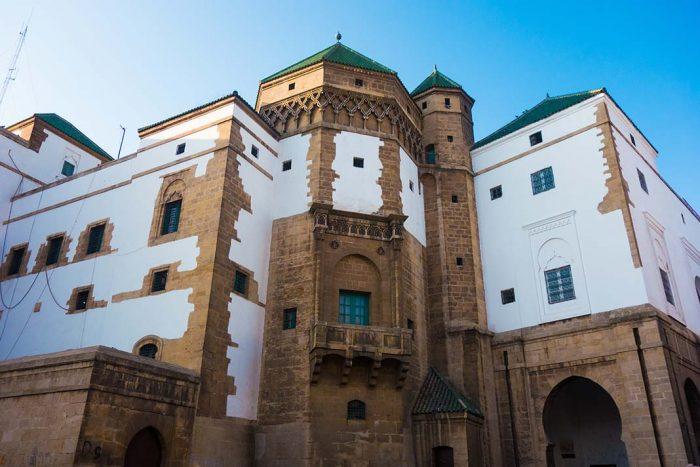 Alojarse en la Nueva Medina de Casablanca