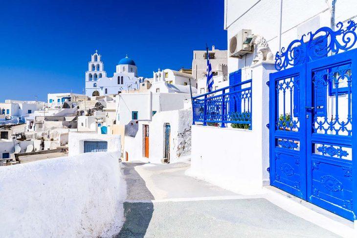 Dónde hospedarse en Pyrgos: Santorini, Grecia