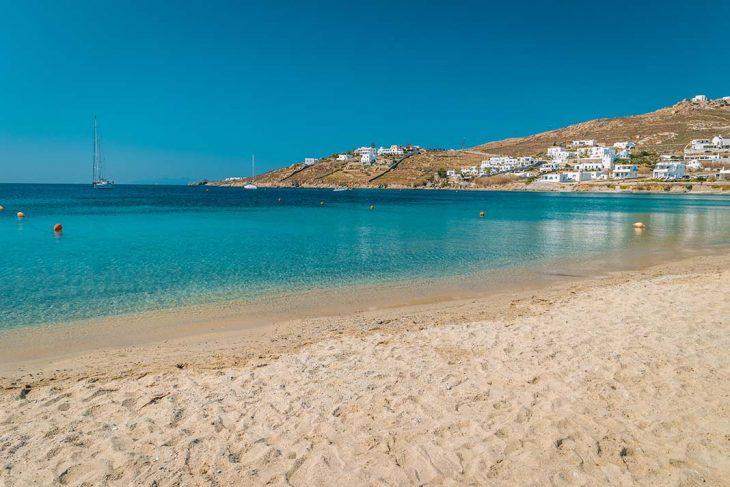 Dónde Hospedarse en Mykonos: Ornos