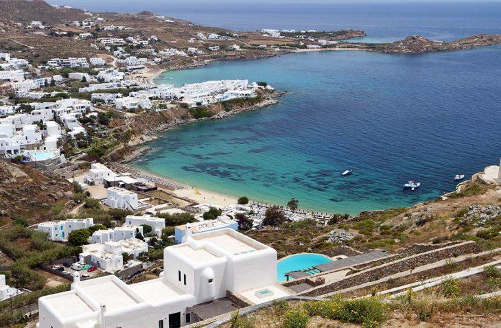 Dónde alojarse en Platis Galos, Mykonos