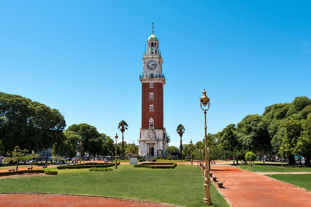 Hospedarse en la zona de Retiro de Buenos Aires