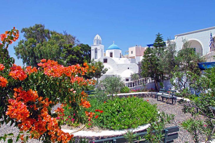 Dónde alojarse en Megalochori: Santorini, Grecia