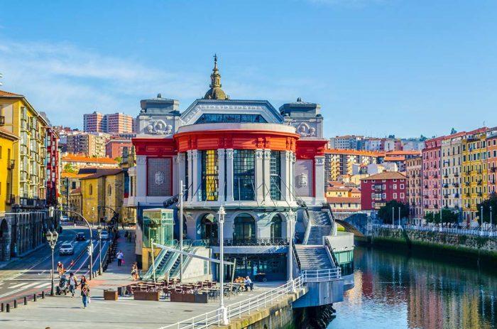 Visitar el mercado más grande de toda Europa
