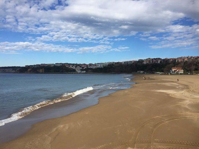 Qué hacer en Bilbao: bañarse en sus playas